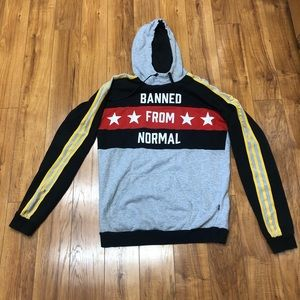 Adidas Rita Ora Banned From Normal Hoodie